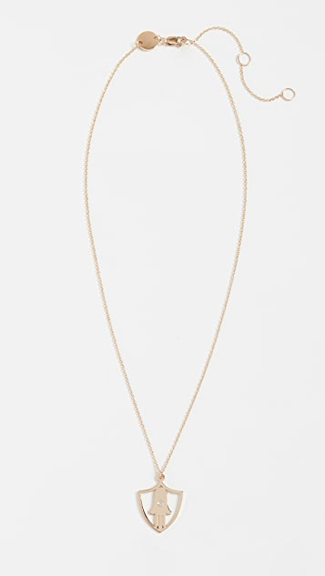 Jennifer Zeuner Jewelry Alina Necklace