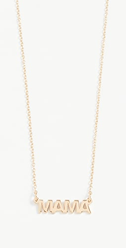 Jennifer Zeuner Jewelry - Mercer Mama Necklace