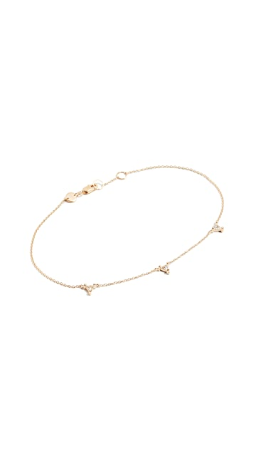 Jennifer Zeuner Jewelry Ava Anklet