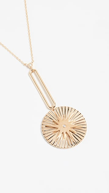 Jennifer Zeuner Jewelry Palmira Necklace