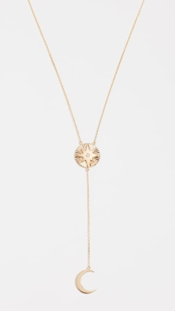 Jennifer Zeuner Iris Millie Necklace y4iIgUfsQ4
