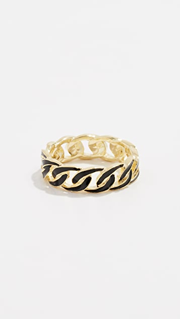Jennifer Zeuner Jewelry Charly Enamel Ring