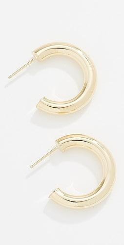 Jennifer Zeuner Jewelry - Lou Small Hoops