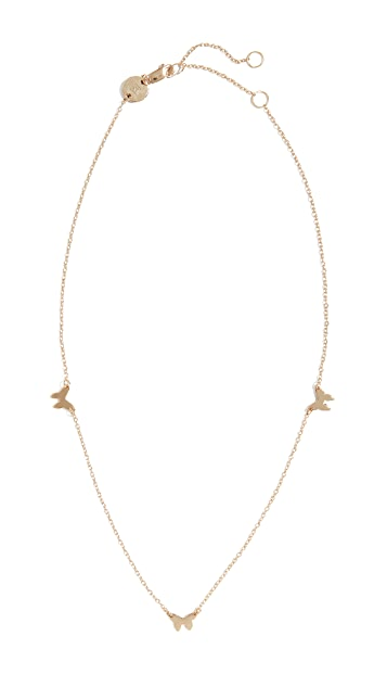 Jennifer Zeuner Jewelry Mariah Romy Necklace
