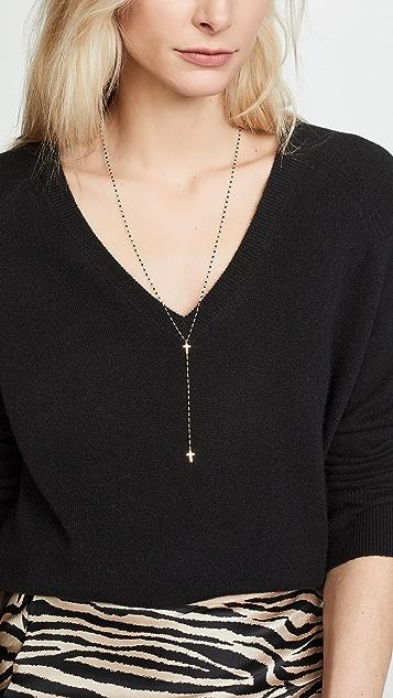 Jennifer Zeuner Jewelry Louna Lariat