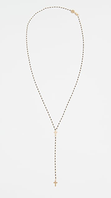 Jennifer Zeuner Jewelry Louna Lariat