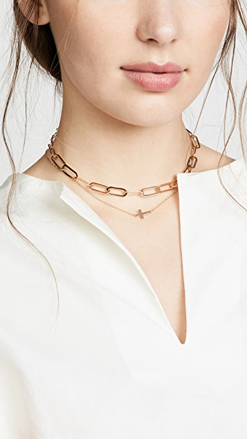 Jennifer Zeuner Jewelry Theresa 1/2