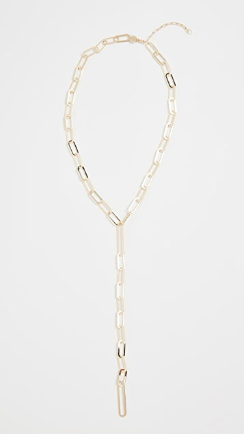 Jennifer Zeuner Jewelry Maurice Lariat Necklace