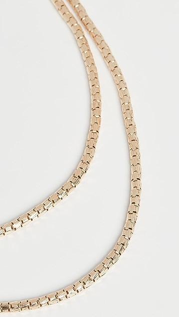 Jennifer Zeuner Jewelry Katia 长项链