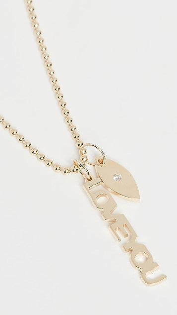 Jennifer Zeuner Jewelry Liza 项链