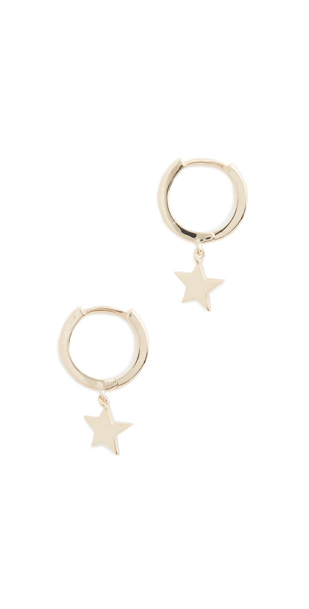 Mika Huggie Earrings