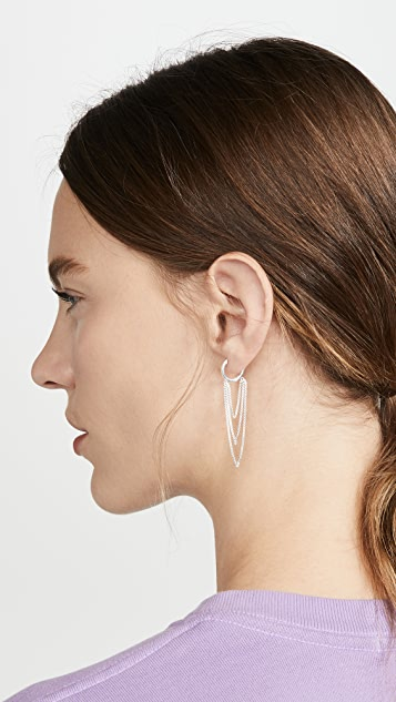 Jennifer Zeuner Jewelry Esti Earrings