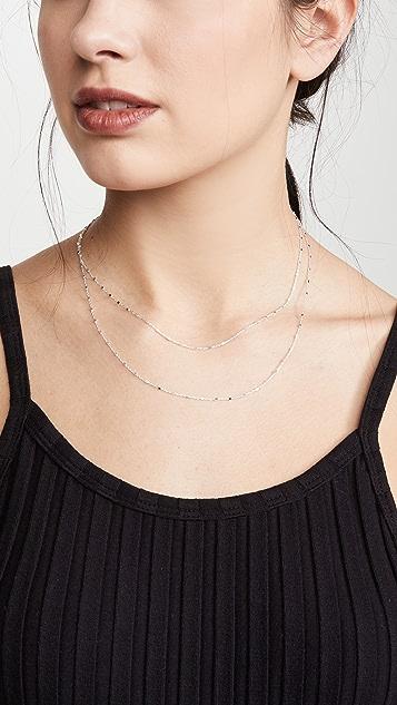 Jennifer Zeuner Jewelry Mav 项链