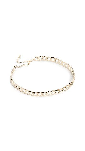 Jennifer Zeuner Jewelry Ronit 短项链