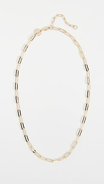 Jennifer Zeuner Jewelry Maggie 链式项链