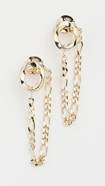 Jennifer Zeuner Jewelry Ellen 耳环