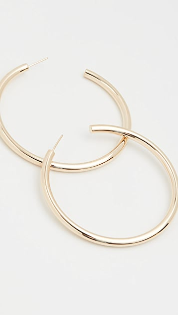 Jennifer Zeuner Jewelry Lou 大号耳环