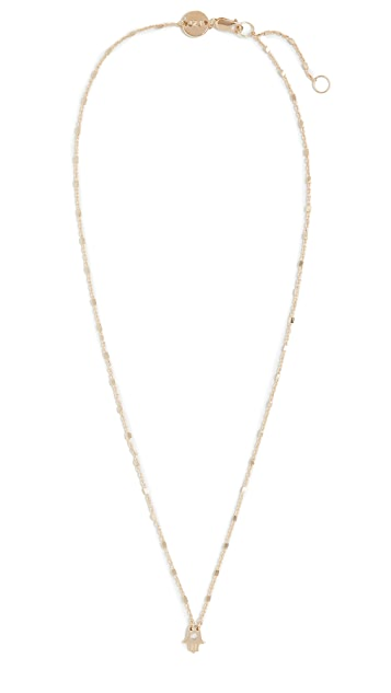 Jennifer Zeuner Jewelry Falyn Necklace