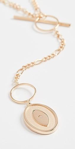 Jennifer Zeuner Jewelry - Nia Lariat Necklace