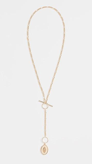 Jennifer Zeuner Jewelry Nia Lariat Necklace