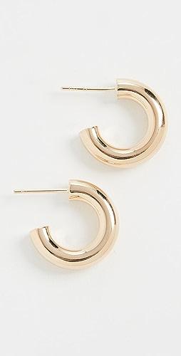 Jennifer Zeuner Jewelry - Lou Mini Hoops
