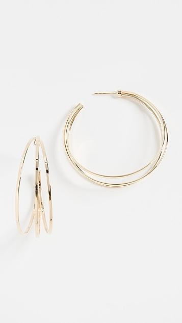 Jennifer Zeuner Jewelry Raya Earrings