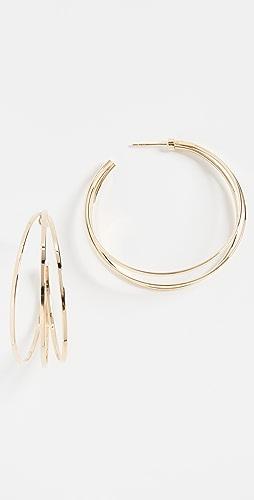 Jennifer Zeuner Jewelry - Raya 耳环