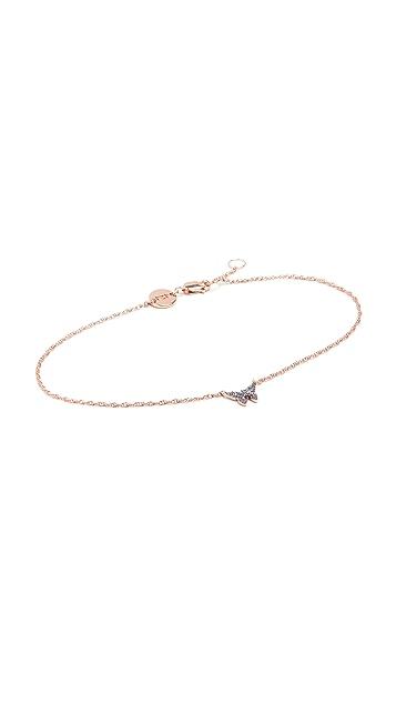 Jennifer Zeuner Jewelry Mimi 踝链