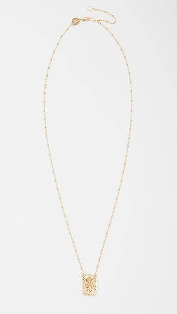 Jennifer Zeuner Jewelry Vida Faith Necklace