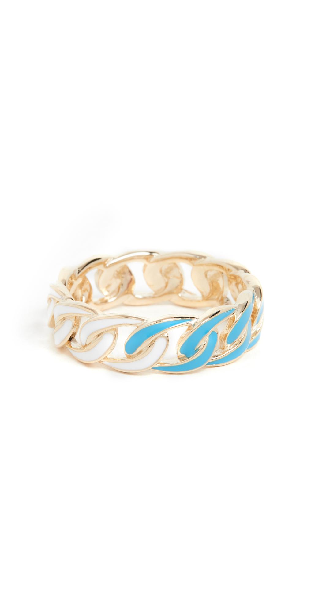 Chace Enamel Ring