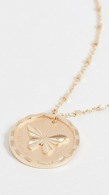 Jennifer Zeuner Jewelry Amelia 项链