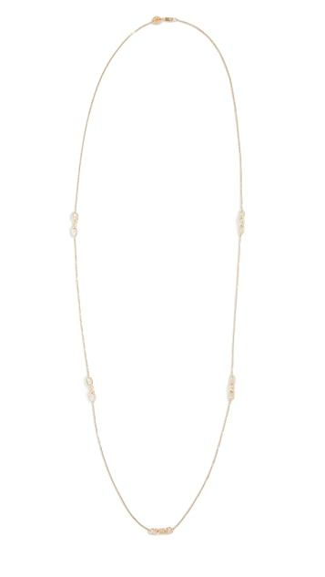 Jennifer Zeuner Jewelry Agatha Necklace