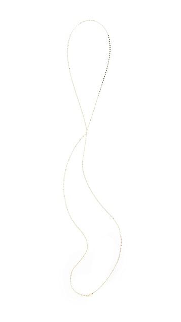Jennifer Zeuner Jewelry Britt Body Chain