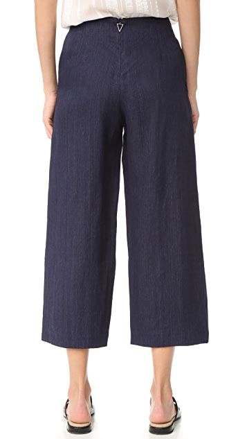 ZEUS+DIONE Pleiades Culotte Trousers