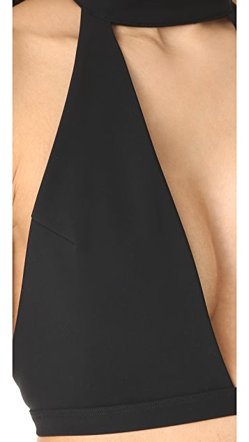 Zigilane Pantha Bikini Top