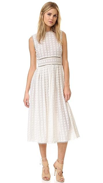 e08e58d9c991 Zimmermann Zephyr Broderie Picnic Dress ...