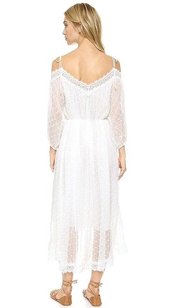 Zimmermann Realm Scallop Dress