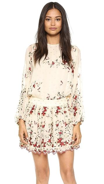 db92f626f608 Zimmermann Sakura Embroidery Dress ...