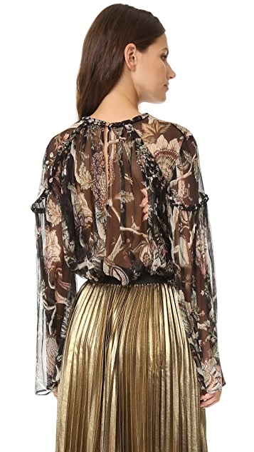 Zimmermann Lavish Braid Top