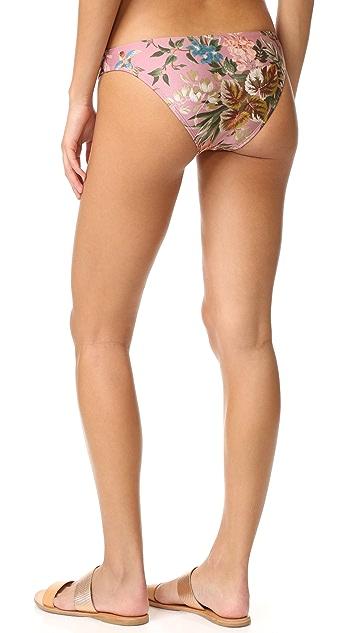 Zimmermann Tropicale Skinny Bikini Bottoms