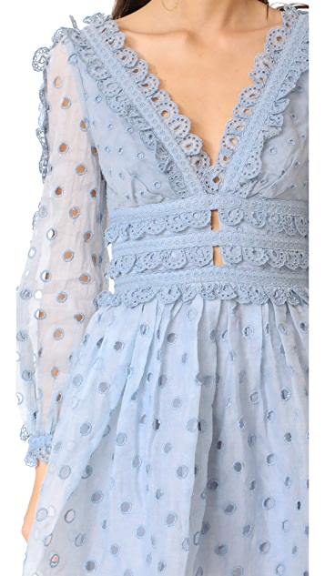 Zimmermann Winsome Tea Dress