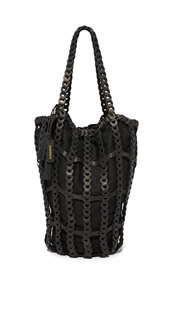 Zimmermann Link Leather Tote
