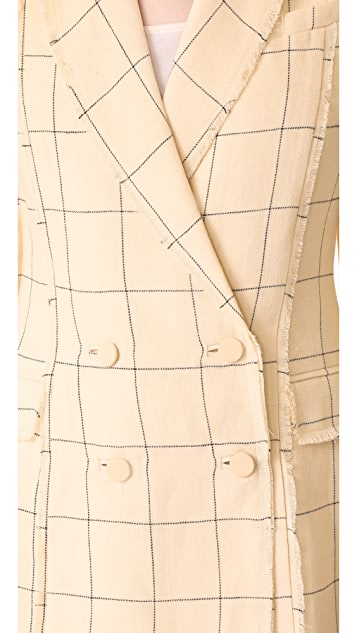 Zimmermann Stranded Threadbare Jacket