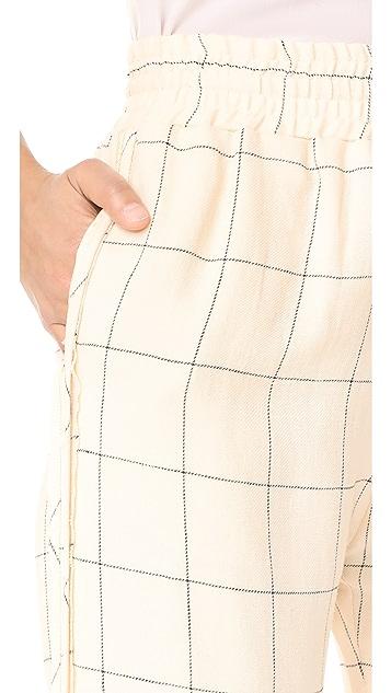 Zimmermann Stranded Threadbare Pants