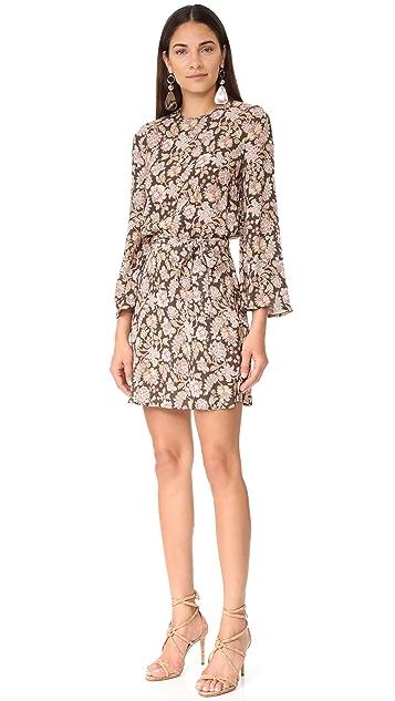 Zimmermann Bowerbird Flare Dress