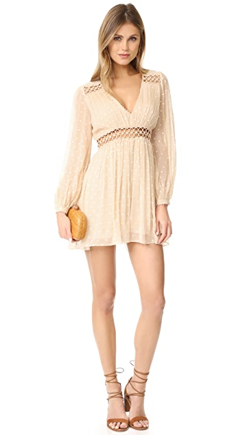 Zimmermann Bowerbrid Empire Playsuit