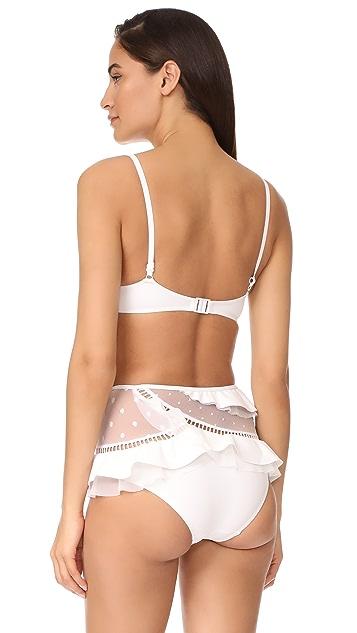 Zimmermann Jasper Curve Bikini Top