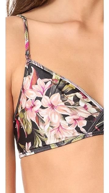 Zimmermann Curacao Tuck Bralette Bikini