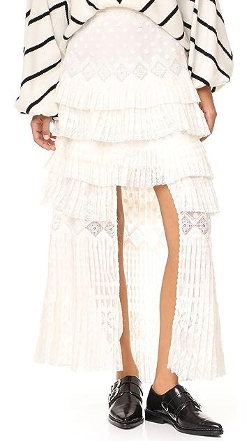 Zimmermann Maples Freedom Skirt