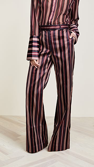 Zimmermann Folly Uniform Pants